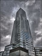 Dramatic Cologne Tower