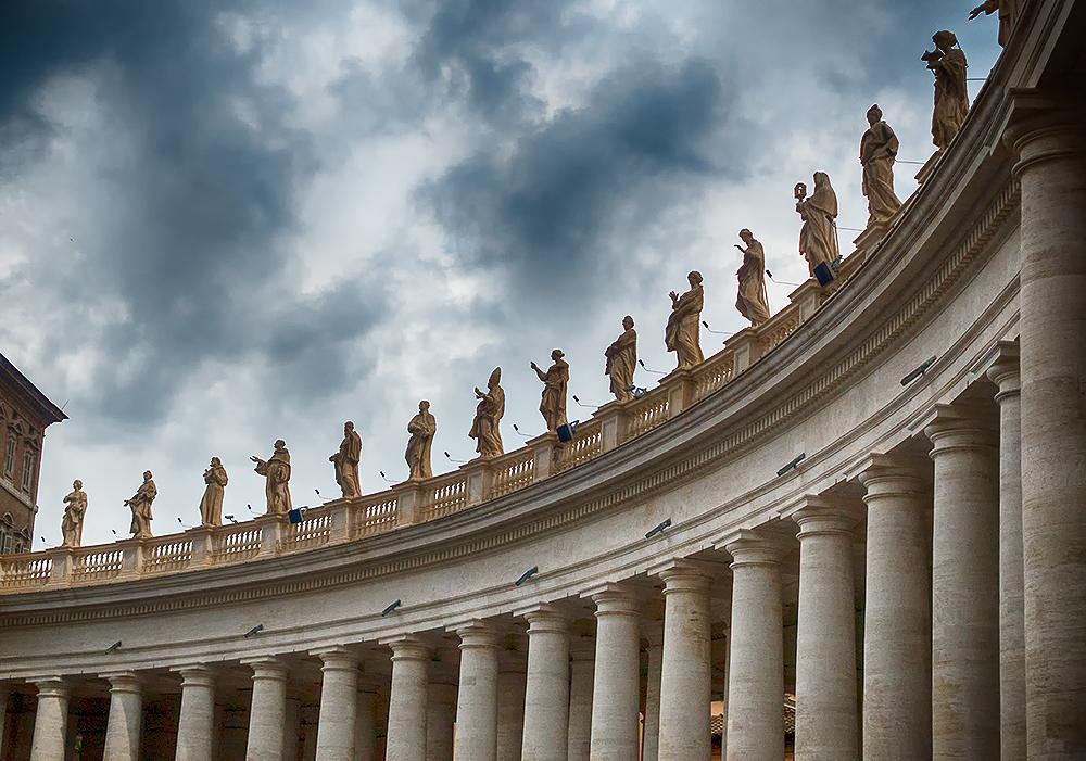 Drammatica Parte di San Pietro 2