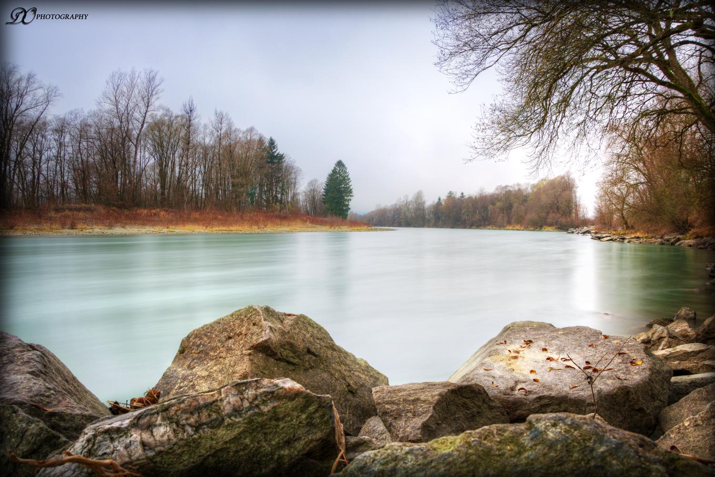 Fluss Drau