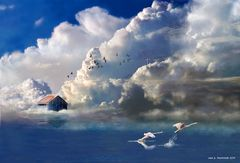 DREAM-CLOUDS-MOUNTAINS