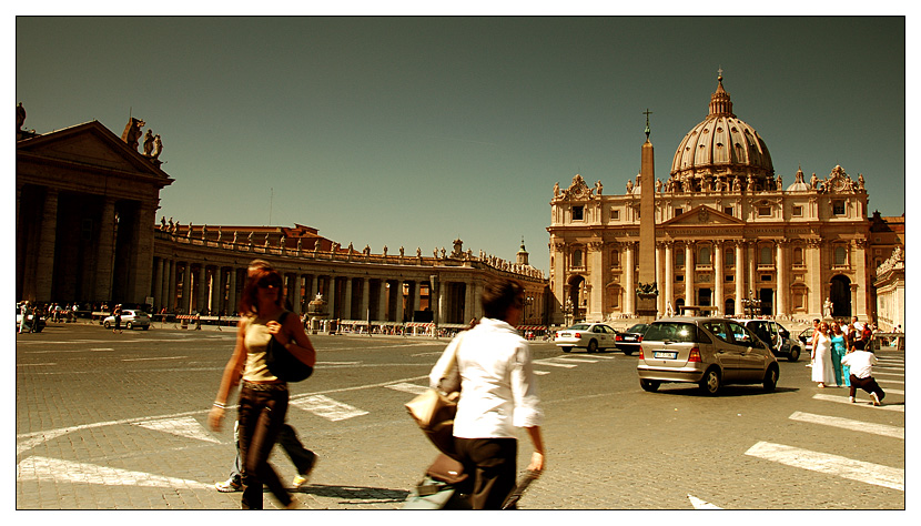 Dream from Vatican