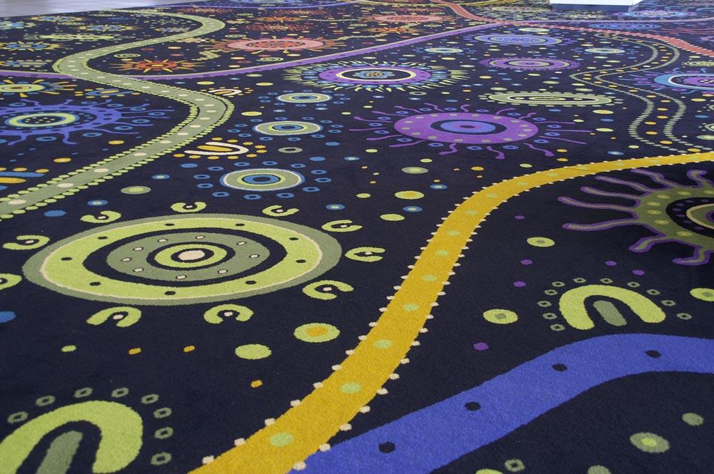 dreamtime...auf teppich...