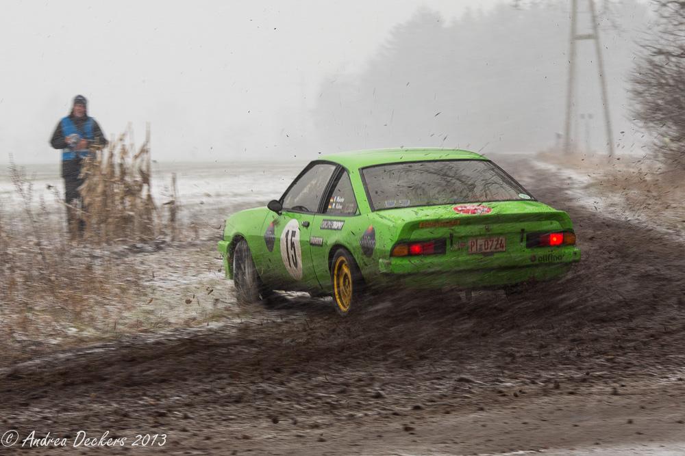 Dreckschleuder - Rallye in Stade
