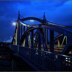 Drehbrücke Hafen Krefeld Uerdingen