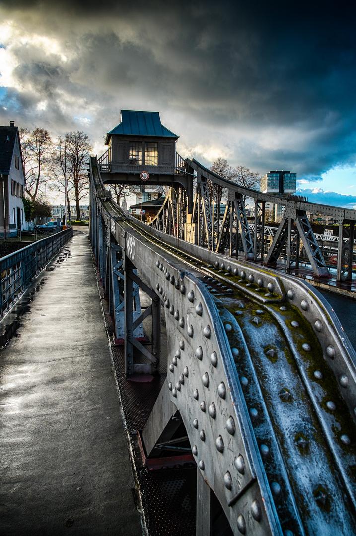 Drehbrücke Köln