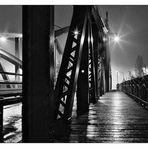 Drehbrücke Krefeld Linn II