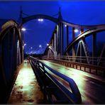 Drehbrücke Krefeld Uerdingen Hafen