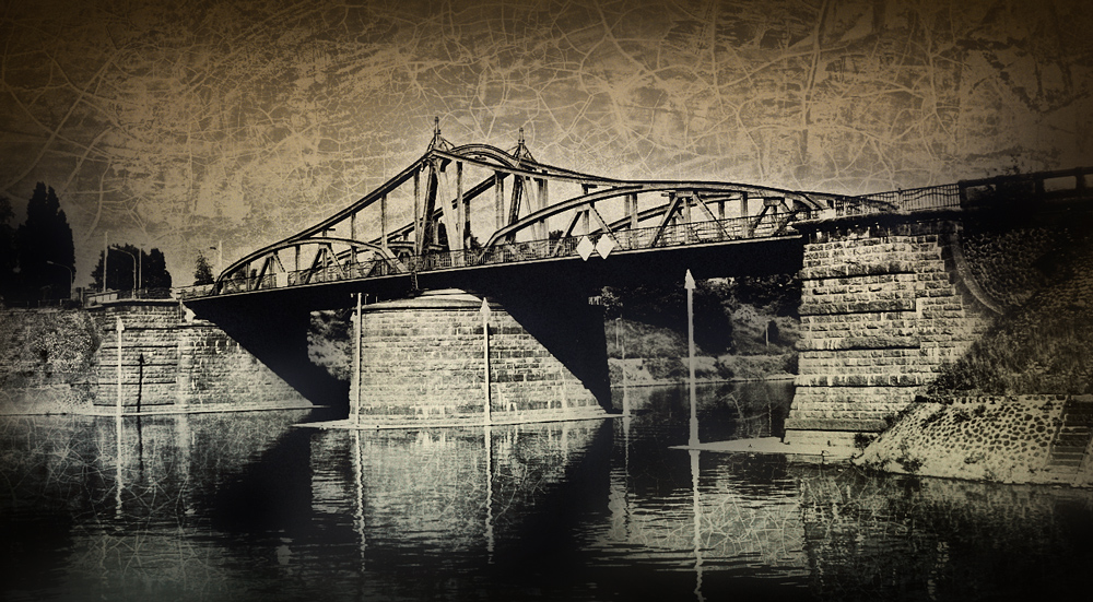 Drehbrücke Uerdingen