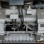 Drehgestell der Versuchlok DE 2503-0