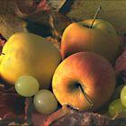Drei Äpfel und  etwas mehr !!