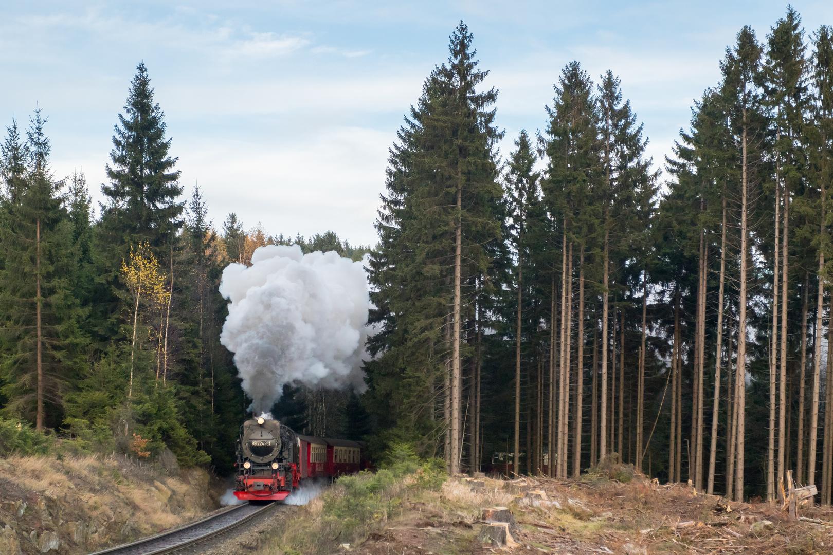 Drei Annen Hohne - Schierke, 99 7243-1