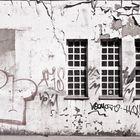 Drei Fenster