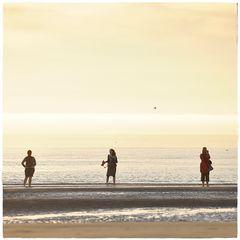 drei Frauen und das Meer