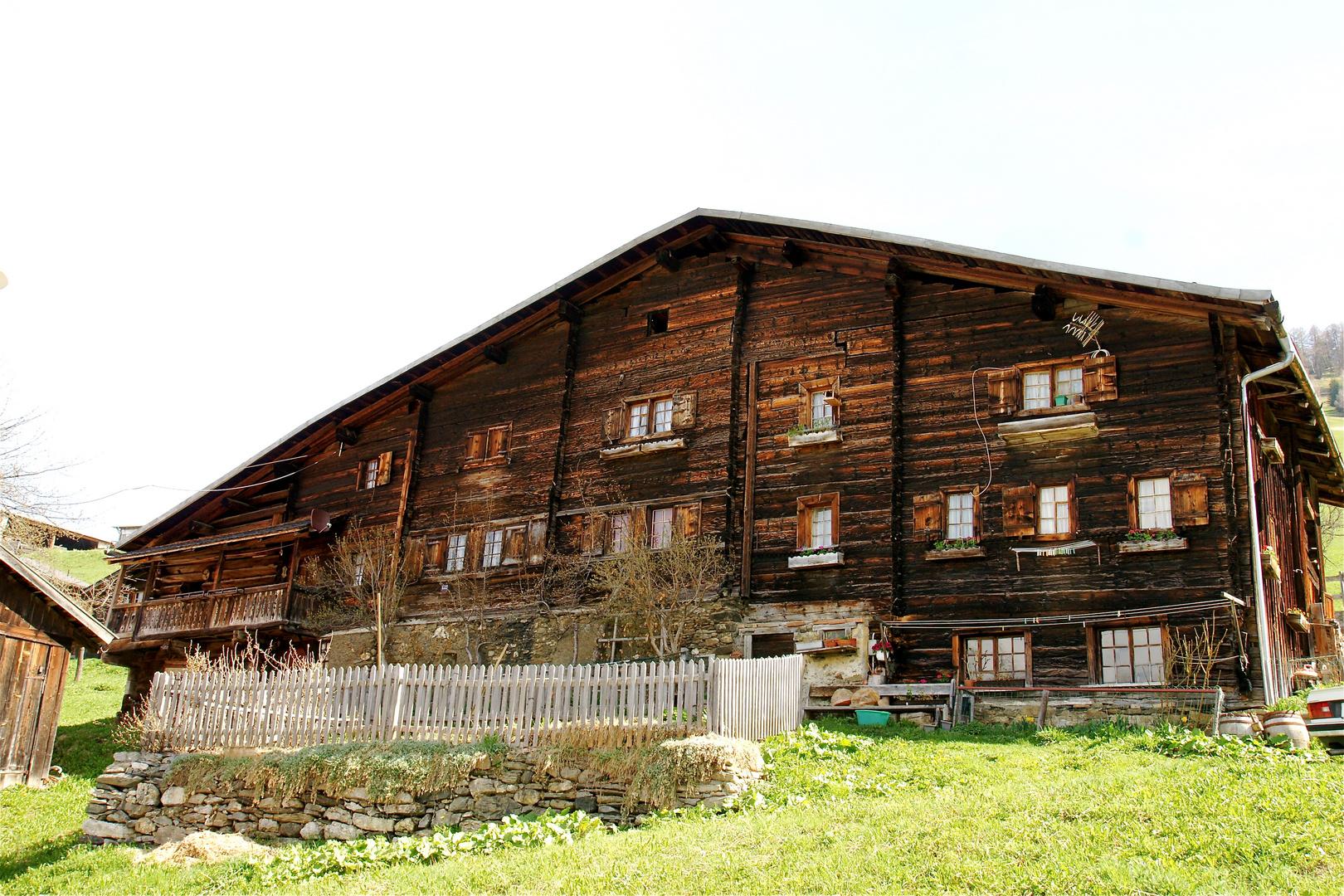 Drei Generationen Haus Foto & Bild
