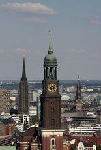 Drei Hamburger Kirchen