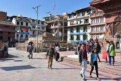 Drei Jahre nach dem Erdbeben auf dem Durbar Square (6)