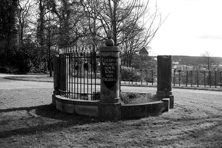 Drei-Kaiser-Denkmal (Die Freiheitseiche)
