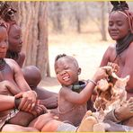 drei Kinder drei Mütter NAMIBIA Ü1600