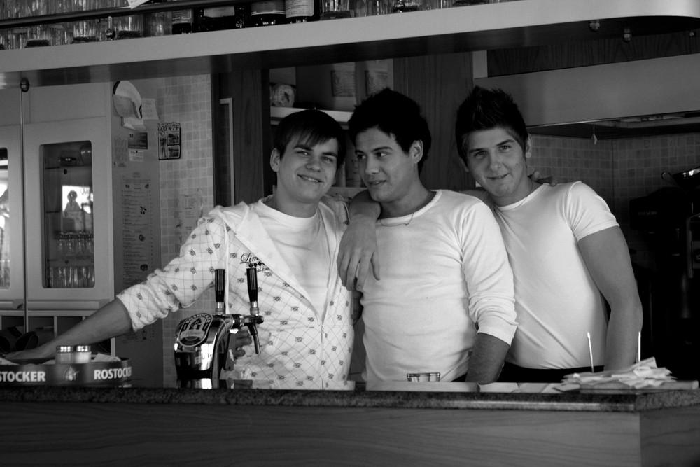 Drei kleine Italiener....