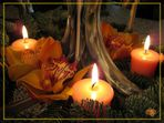 * Drei Lichter zum dritten Advent *