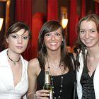 Drei liebe Gäste