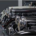 Drei Luxusvillen