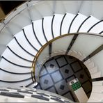 Drei mal die gleiche Treppe