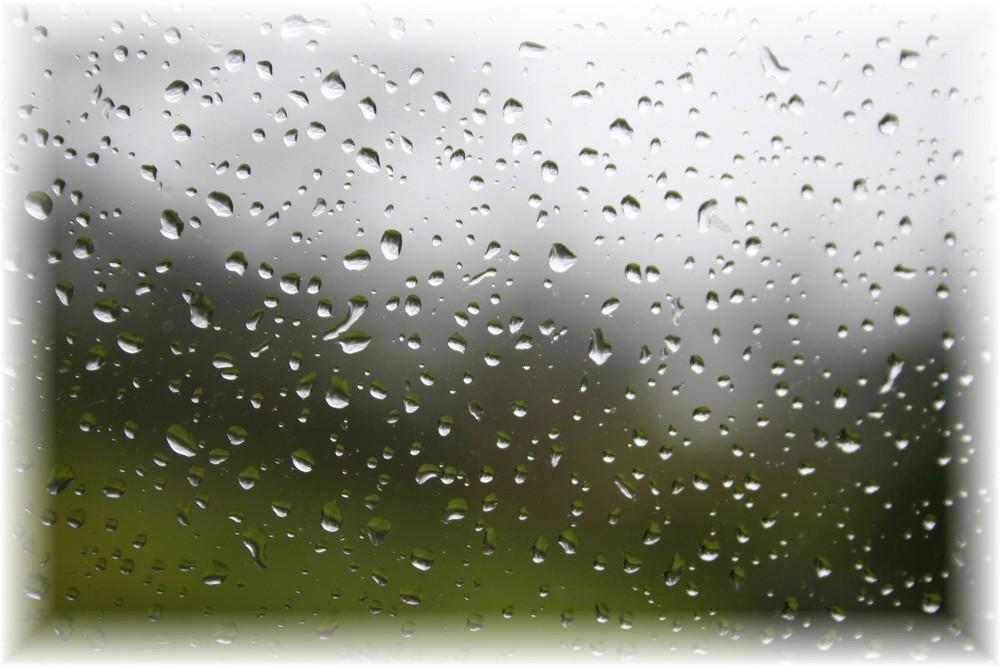 Drei Tage Regen
