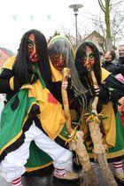 Drei Wilde Hexen