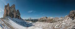 Drei Zinnen - Südtirol
