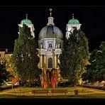 Dreifaltigkeitskirche in Salzburg 1