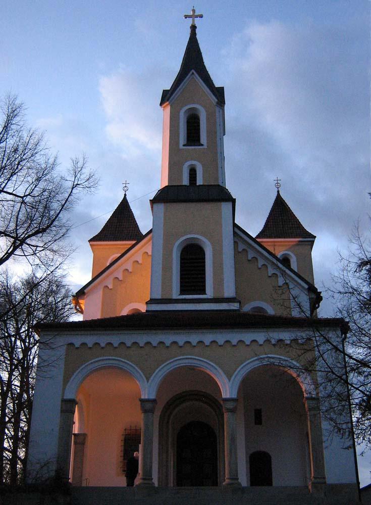 Dreifaltigkeitskirche Regensburg/Steinweg