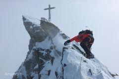 Dreiländerspitze - 3197 m