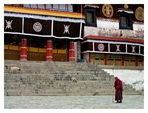 Drepung Monastery Alterssitz