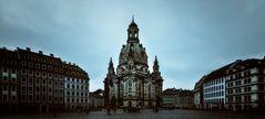 Dresden... #09 - An der Frauenkirche