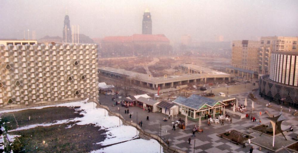 Dresden 1993  Prager-Str.