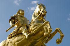Dresden (4): Der Goldene Reiter