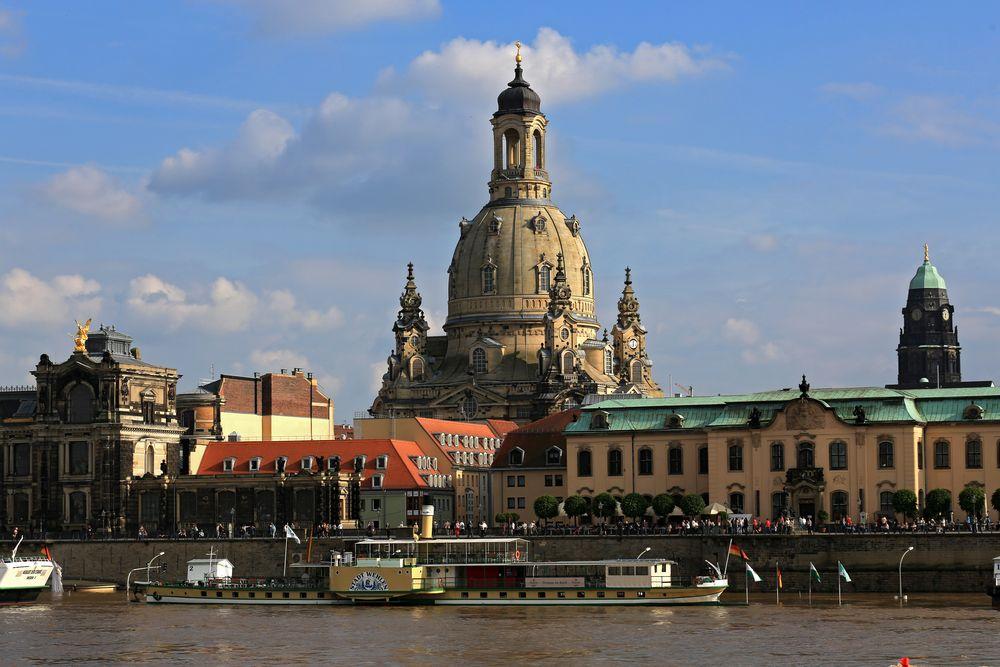 Dresden am 6.Juni 2013