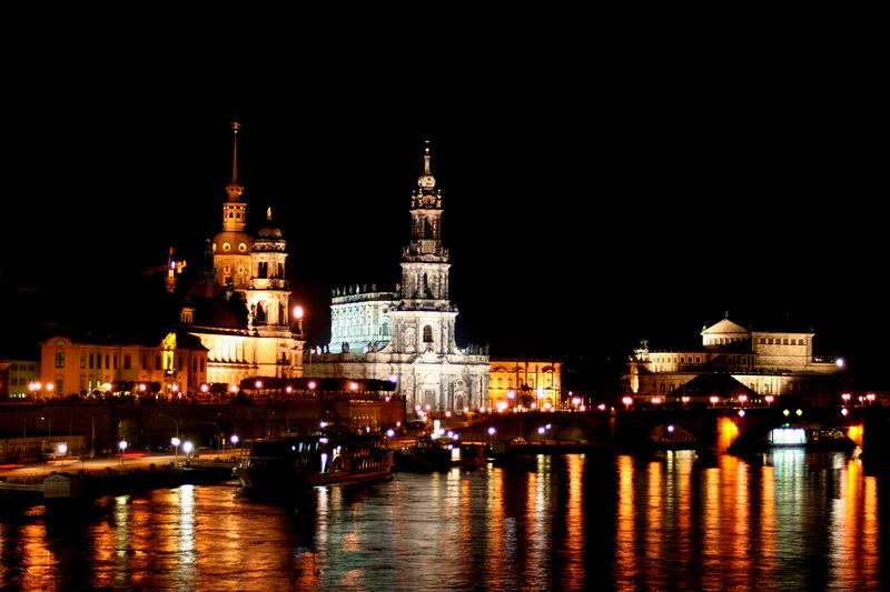 Dresden at Night 7
