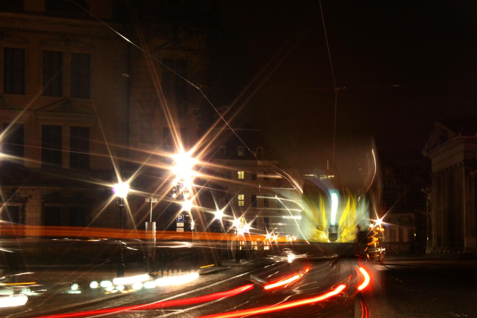...Dresden at Night...