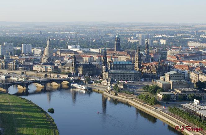 Dresden aus der Vogelperspektive(Reload)