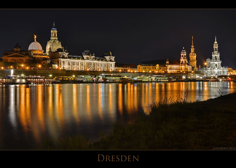 Dresden bei Nacht 4