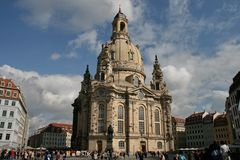 Dresden bei Tag