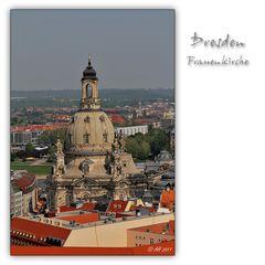 Dresden - Blick vom Rathausturm - 3