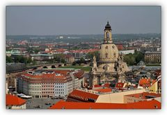 Dresden - Blick vom Rathausturm - 4