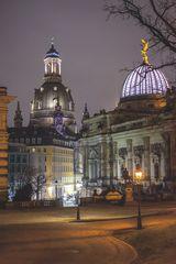 Dresden, Brühlsche Terrasse