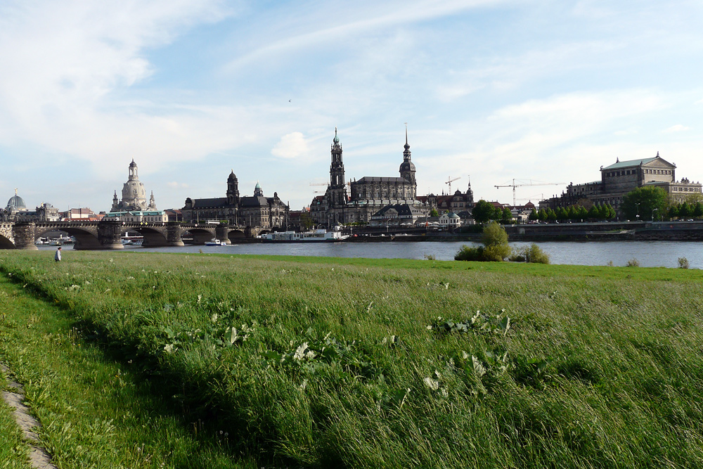 """Dresden - """"Canaletto-Blick """" + ;-))))"""