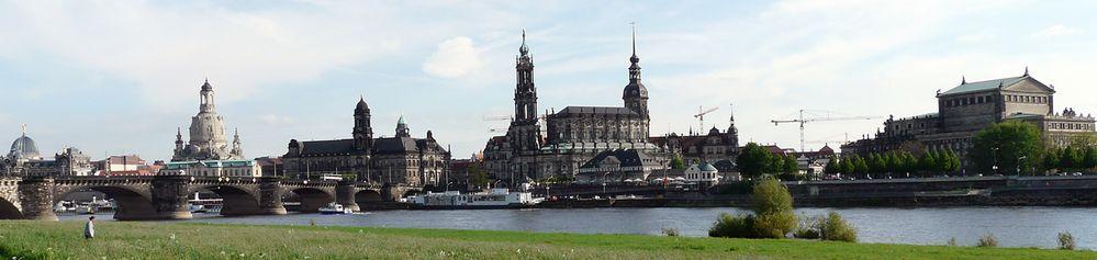 "Dresden - ""Canaletto-Blick "" - neu"
