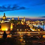 Dresden das Panorama