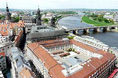 Dresden - die Perle am Elbufer